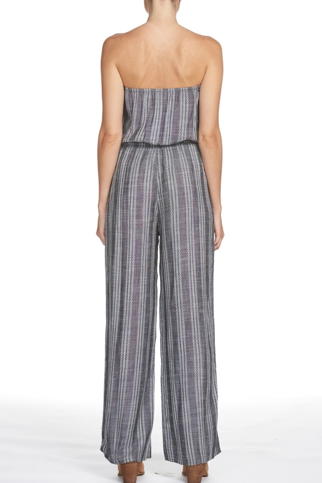 Elan In the Sand Jumpsuit - Front Full Image