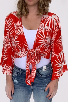 Shoptiques Product: In The Tropics Kimono