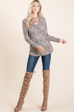 Bibi In The Wild Top - Product List Image