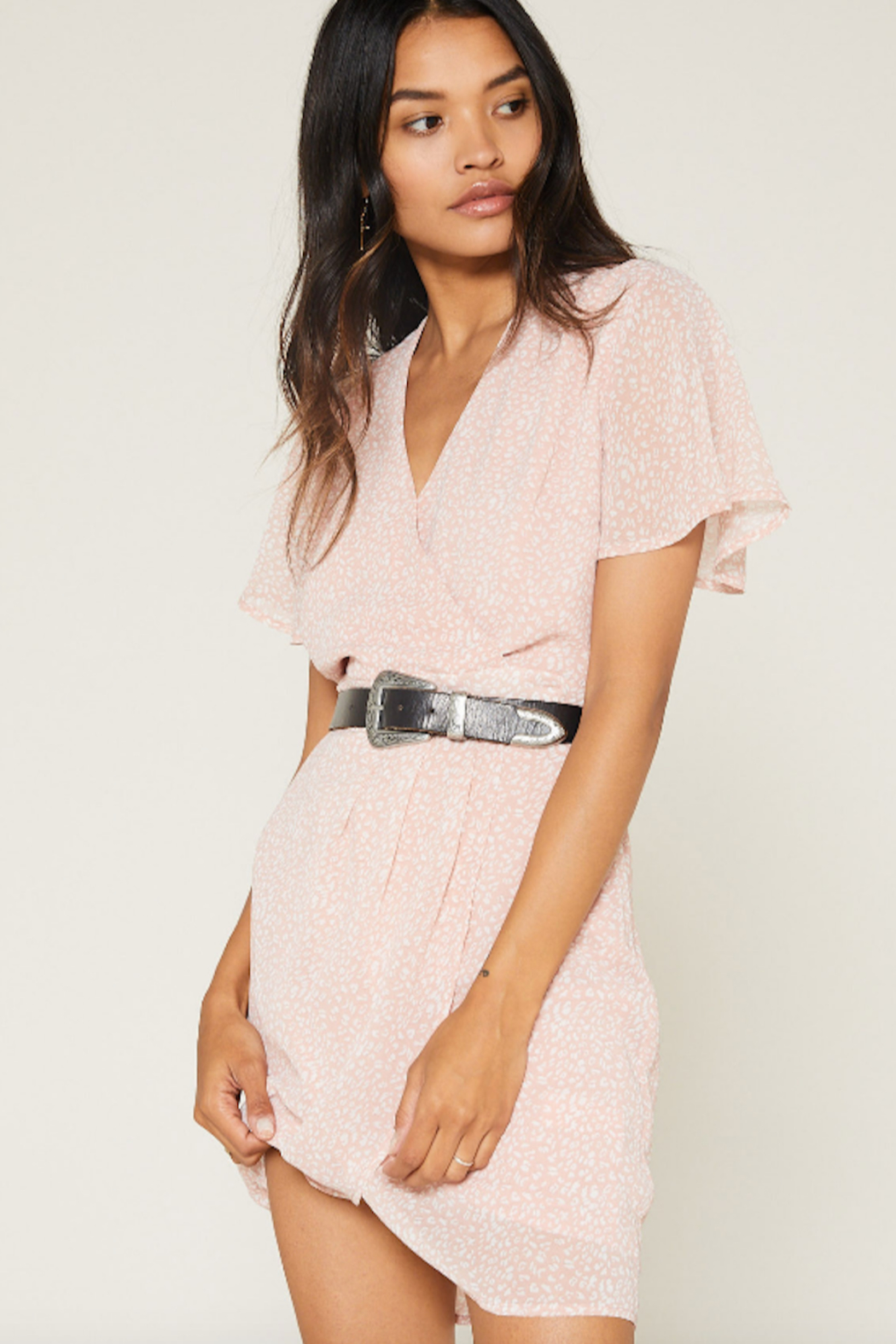 SAGE THE LABEL In This Moment Dress - Main Image