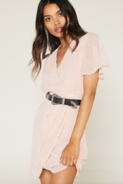 SAGE THE LABEL In This Moment Dress - Front full body