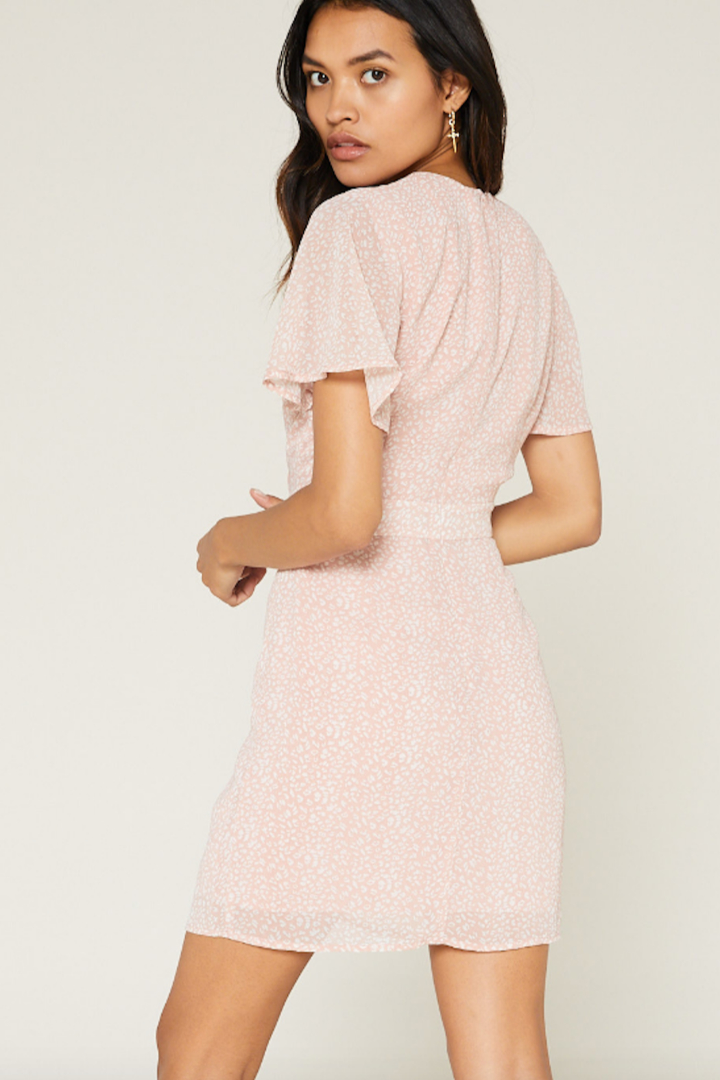 SAGE THE LABEL In This Moment Dress - Side Cropped Image