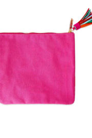 Packed Party In Waves Everything Pouch - Back cropped