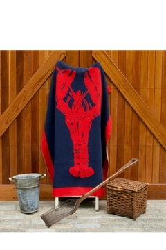 Shoptiques Product: Lobster Eco Throw