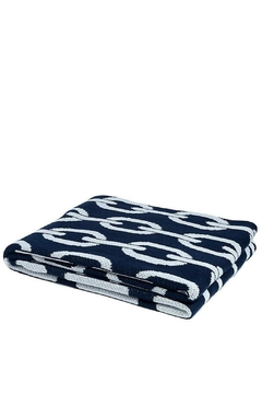 Shoptiques Product: Nautical Links Throw