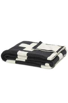 Shoptiques Product: Swiss Cross Throw