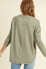 In Loom Joanie Waffle-Knit Thermal - Other