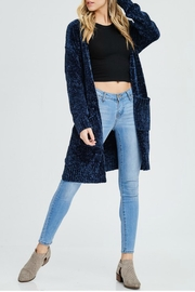 In Style Chenille Duster - Product Mini Image