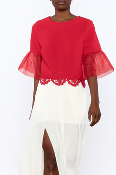 Ina Alexa Tulle Top - Product List Image