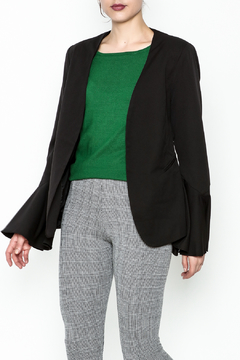 Ina Bell Sleeve Blazer - Product List Image