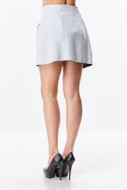 Ina Colored Ring Skirt - Back cropped