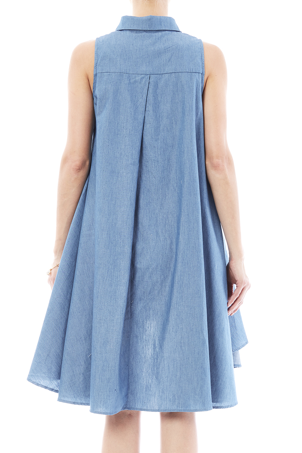 Ina Denim Swing Dress From Manhattan By Dor L Dor Shoptiques