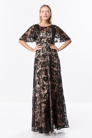 Ina Detailed Lace Gown - Product Mini Image