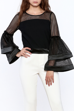 Shoptiques Product: Double Sleeve Top