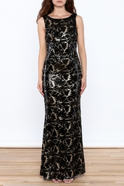 Ina Embellished Sleeveless Gown - Product Mini Image