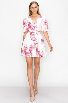 Ina Floral Dress - Product List Image