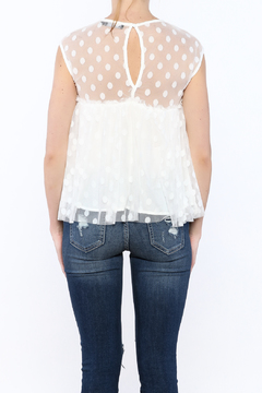 Ina Frenchie Frill Blouse - Alternate List Image