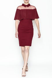 Ina Mesh Top Dress - Side cropped