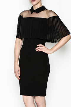 Ina Mesh Top Dress - Product List Image