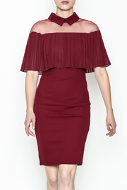 Ina Mesh Top Dress - Front cropped