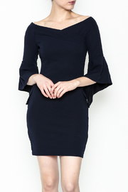 Ina Off Shoulder Statement Dress - Product Mini Image