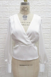 Ina Open Back Top - Product Mini Image