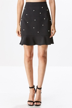 Shoptiques Product: Pearl Mini Skirt