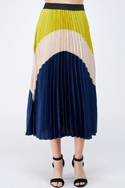Ina Pleated Midi Skirt - Product Mini Image