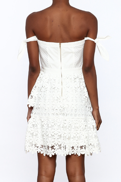 Ina Spring Fling Crochet Dress - Alternate List Image