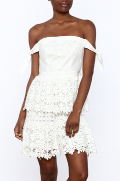 Ina Spring Fling Crochet Dress - Product List Image