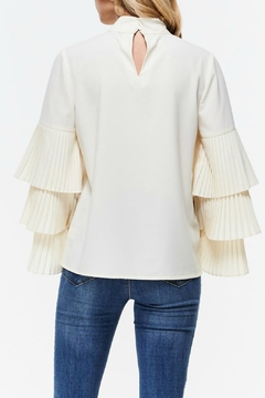 Ina The Frill Blouse - Alternate List Image
