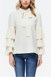 Ina The Frill Blouse - Product Mini Image