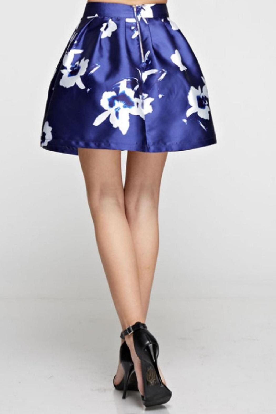 Ina The Hannah Skirt - Side Cropped Image