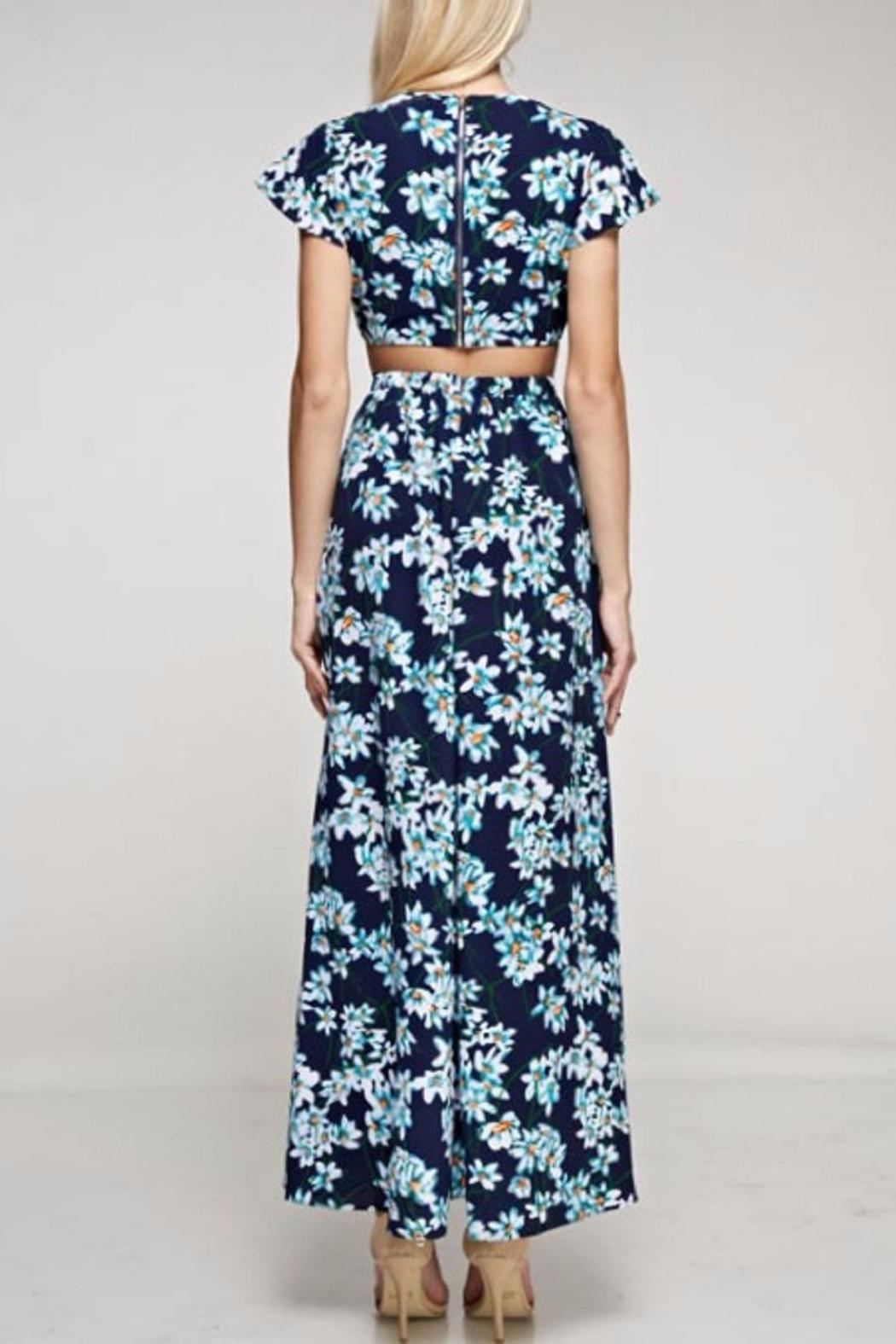 Ina The Suri Maxi - Back Cropped Image
