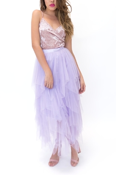 Shoptiques Product: Tulle Layer Skirt