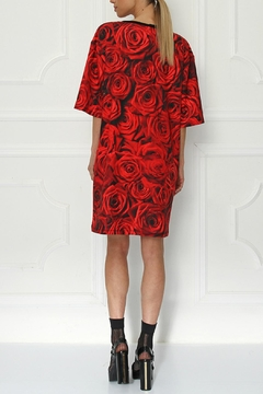 Inance Beauty Roses Tunic Dress - Alternate List Image