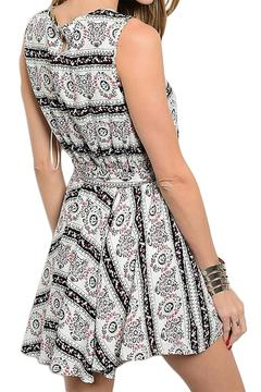 Inance Geo Print Dress - Alternate List Image