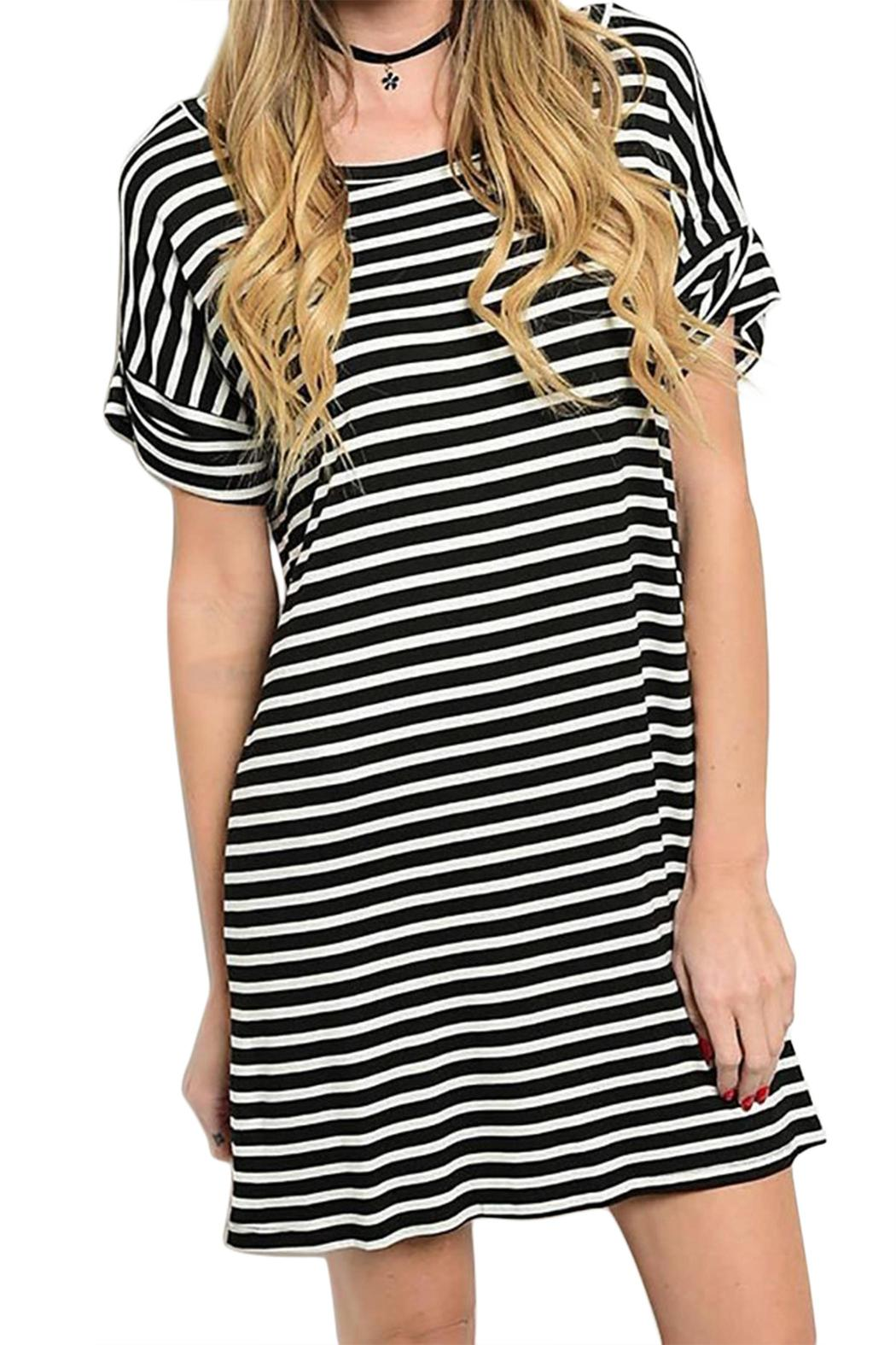65e471884830 Inance Loose Fit Striped Dress from Florida — Shoptiques