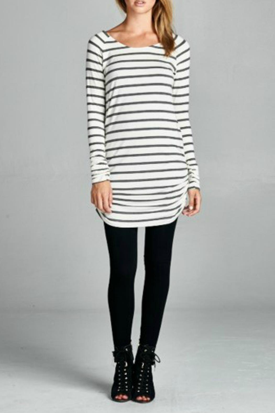 Inance Striped Tunic Top from Florida — Shoptiques