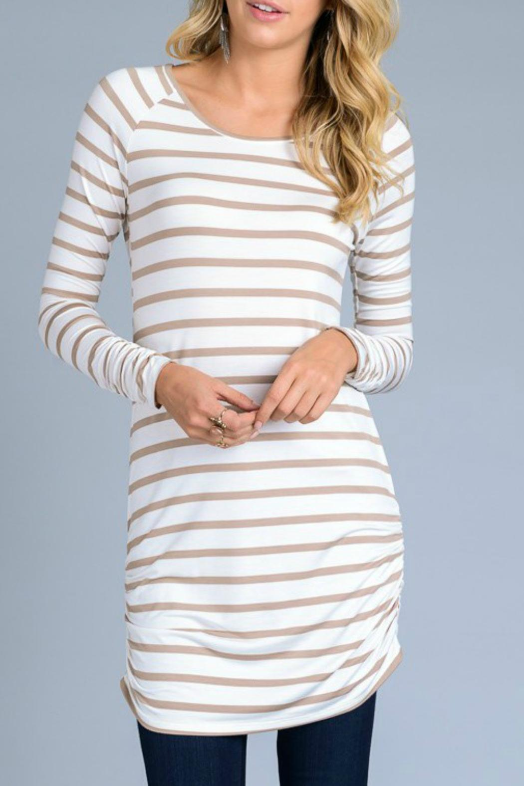 e509cddb189 Inance Striped Tunic Top from Florida — Shoptiques