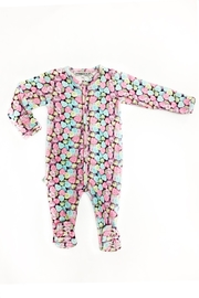 Inchworm Alley Candy Sweethearts Onesie - Product Mini Image