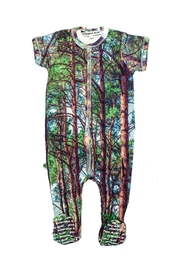Inchworm Alley Deep Forest Onesie - Product Mini Image