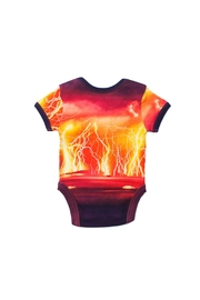 Inchworm Alley Lightning Storm Onesie - Product Mini Image