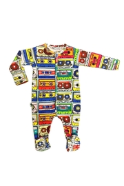 Inchworm Alley Mixed Tapes Onesie - Product Mini Image