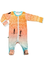 Inchworm Alley Paddle Boarding Onesie - Product Mini Image
