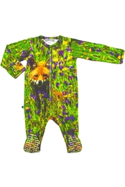 Inchworm Alley Red Fox Onesie - Product Mini Image