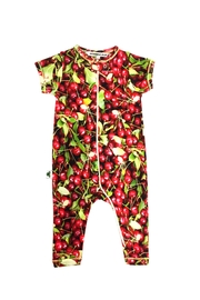 Inchworm Alley Sour Cherries Onesie - Product Mini Image