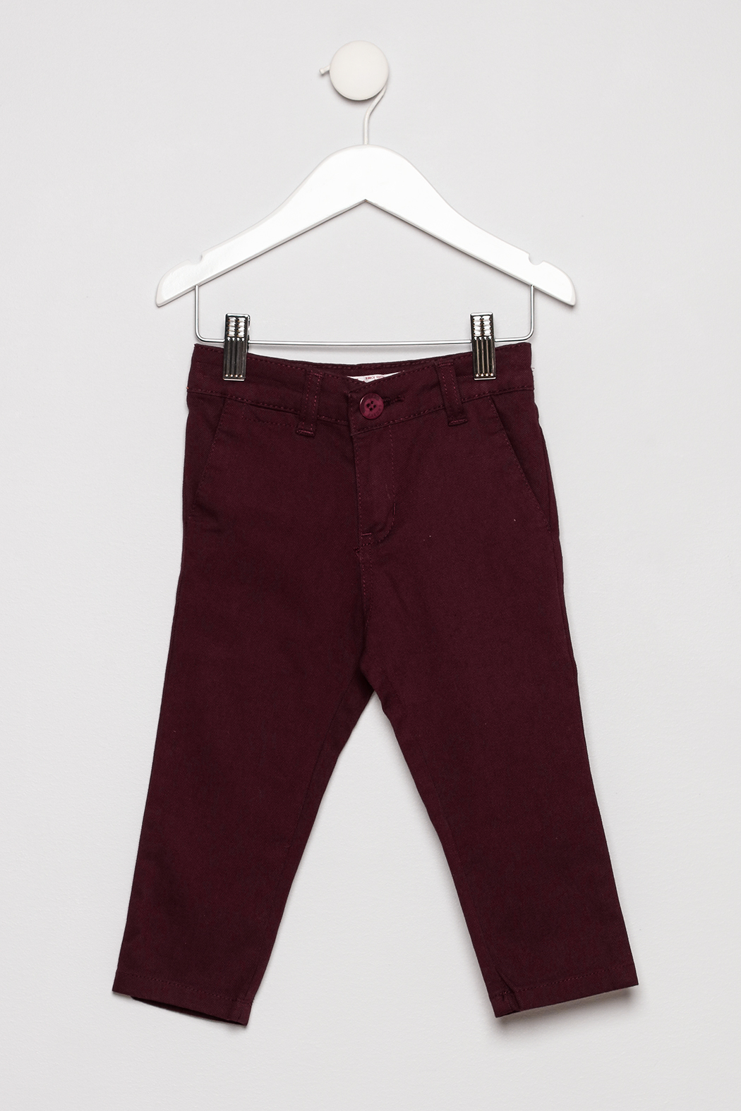 Incity Flat Front Pants - Front Cropped Image