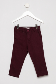 Incity Flat Front Pants - Front cropped