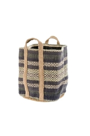 Indaba Blue-Ridge Jute Basket - Product Mini Image